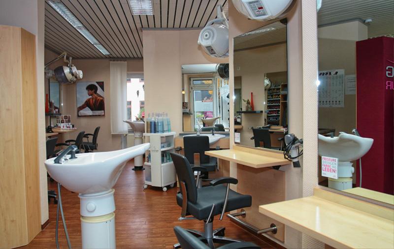 Friseur Ludewig - Der Salon